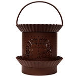 Electric Scented Wax & Oil Warmer - Tree Brown
