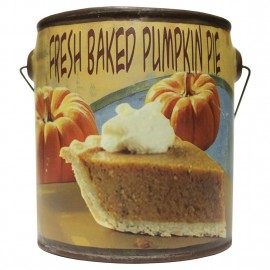 A Cheerful Giver Papas Pumpkin Pie Pumpkin Jar Candle 15-Ounce JPUMB10